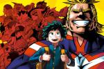 Le manga My Hero Academia adapté en film live aux Etats-Unis