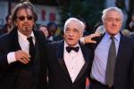 "La relation entre Al Pacino et Robert De Niro est ""magique"", selon Martin Scorsese"