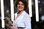 """""""Très heureuse pour lui"""", Fanny Ardant prend la défense de Roman Polanski après les César"""