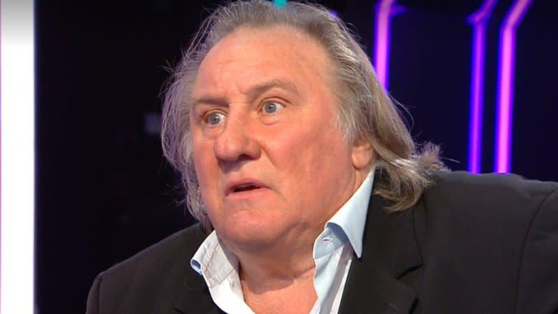 """Gérard Depardieu dit ne pas vouloir rencontrer Emmanuel Macron: """"Il m'a téléphoné deux, trois fois"""""""