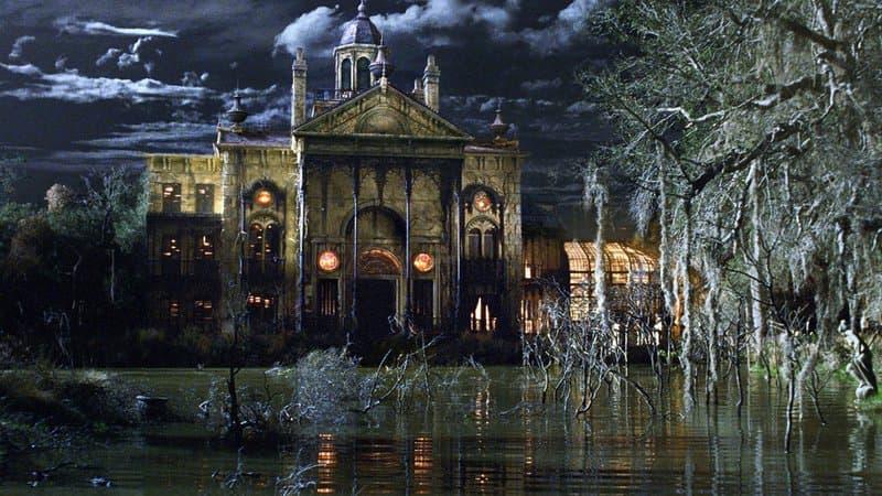 Disney prépare un nouveau film inspiré du manoir hanté des parcs d'attraction