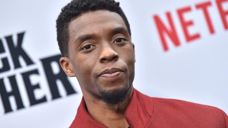 """Mort de Chadwick Boseman, la star de """"Black Panther"""", terrassé par un cancer"""