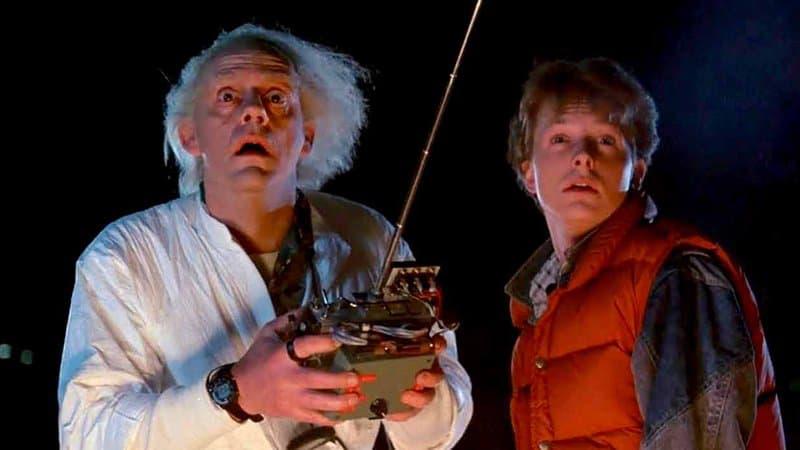 """""""Retour vers le futur"""": jouets, livre de cuisine et goodies inédits pour le 35e anniversaire du film"""
