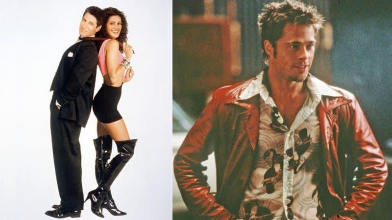 """Bottes de """"Pretty Woman"""", veste de Brad Pitt dans """"Fight Club"""": des pièces cultes du cinéma aux enchères"""