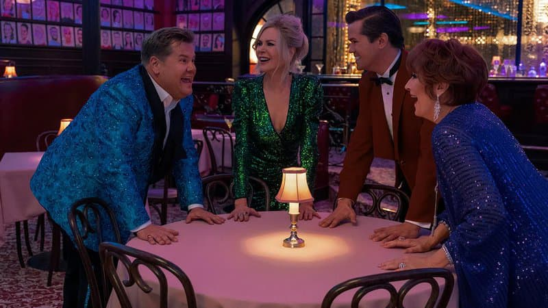 The Prom: une bande-annonce fun et festive pour la comédie musicale signée Ryan Murphy