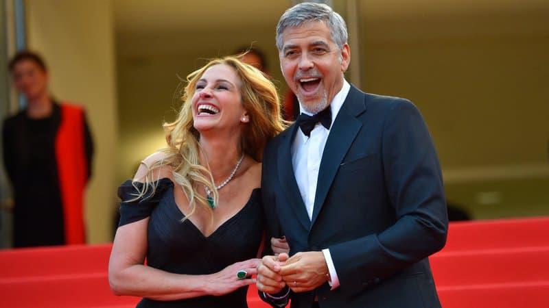 Julia Roberts et George Clooney bientôt réunis dans une comédie romantique