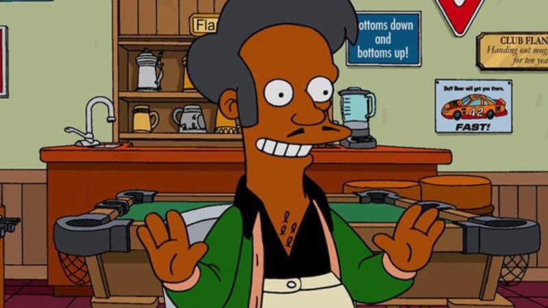"""""""Les Simpson"""": après la controverse, le créateur assure avoir """"des projets pour Apu"""""""