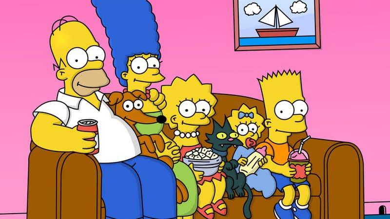 """""""Les Simpson"""" renouvelés pour des saisons 33 et 34"""