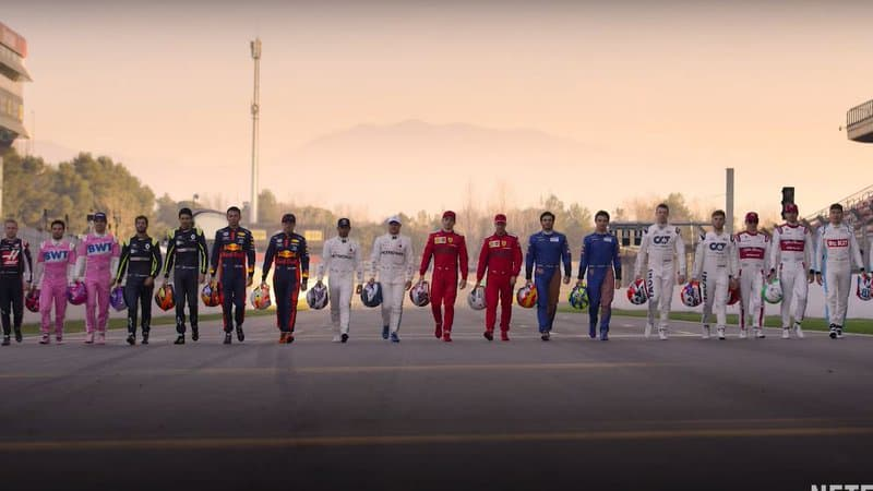 """""""Formula 1: Pilotes de leur destin"""": comment la F1 séduit de nouveaux fans grâce à Netflix"""