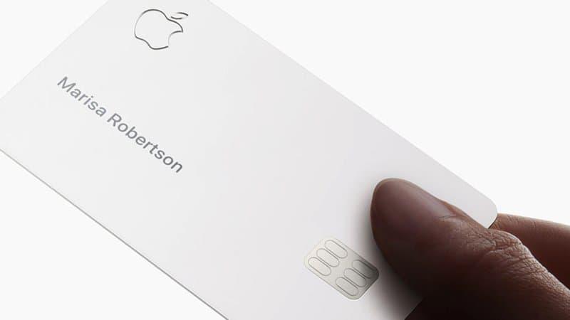 """Accusée d'être """"sexiste"""", l'Apple Card dédouanée par le régulateur new-yorkais"""