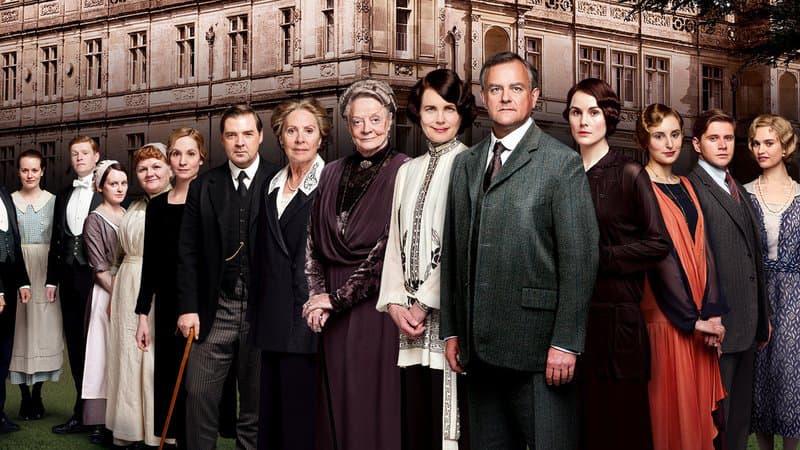 """""""Downton Abbey 2"""" sortira en décembre au cinéma"""