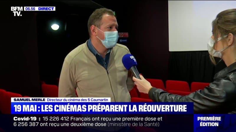 19 mai: les cinémas préparent la réouverture