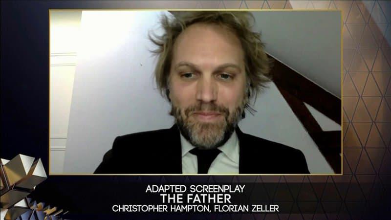 """Avant les Oscars, """"The Father"""" du Français Florian Zeller récompensé à deux reprises aux Bafta"""