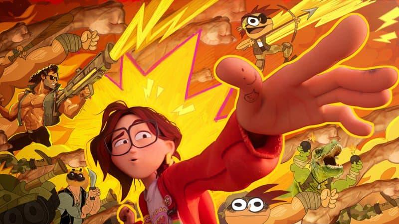 """""""Les Mitchell contre les machines"""", le nouveau film d'animation déjanté de Netflix à voir en famille"""