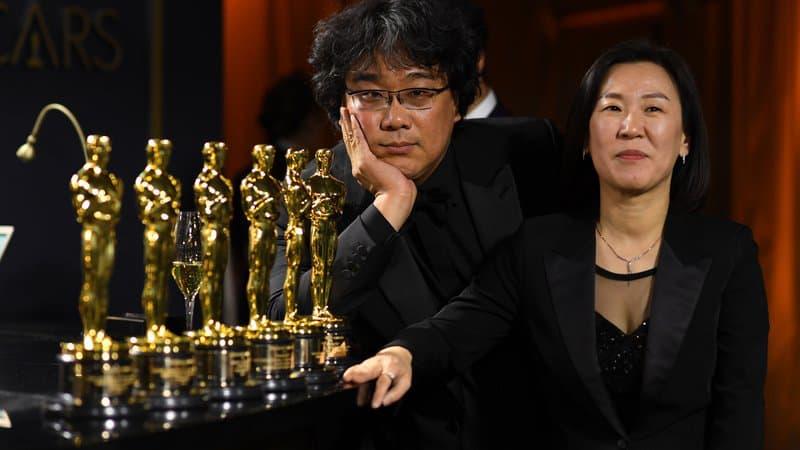 """Un an après le sacre de """"Parasite"""" aux Oscars, Bong Joon-ho annonce son nouveau projet, un film d'animation"""