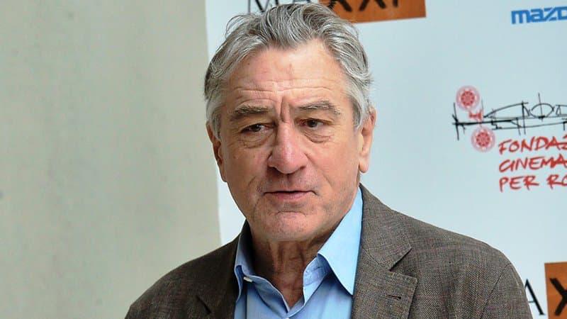 "Robert de Niro se blesse en marge du tournage de ""Killers of the Flower Moon"" avec Martin Scorsese"