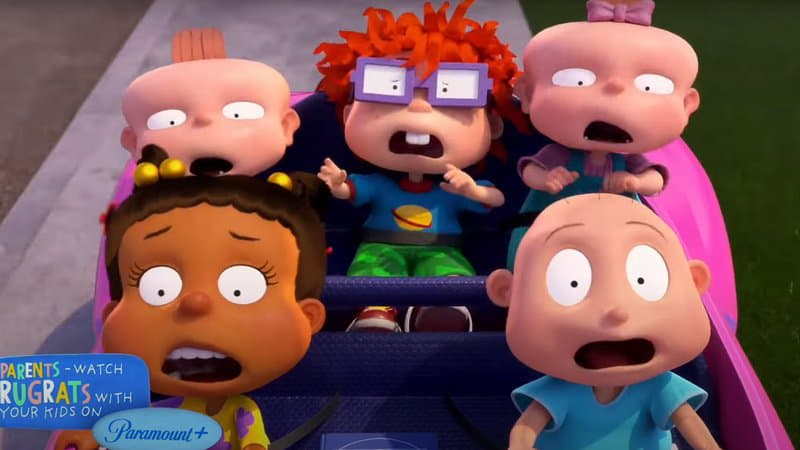 """""""Les Razmoket"""": une bande-annonce de la nouvelle série animée en 3D"""