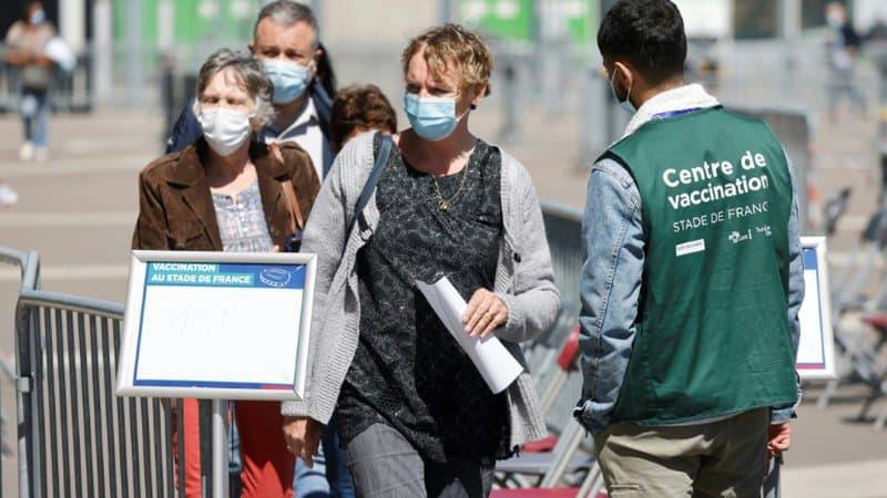 Vaccination: Doctolib enregistre un record avec 637.000 prises de rendez-vous