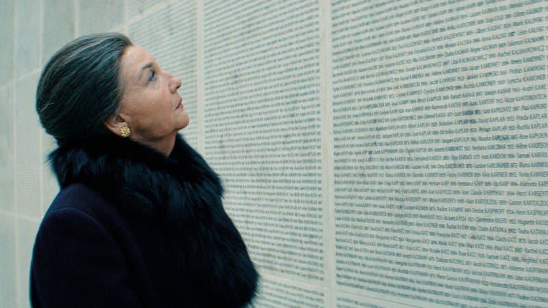 Elza Zylberstein méconnaissable dans le biopic sur Simone Veil