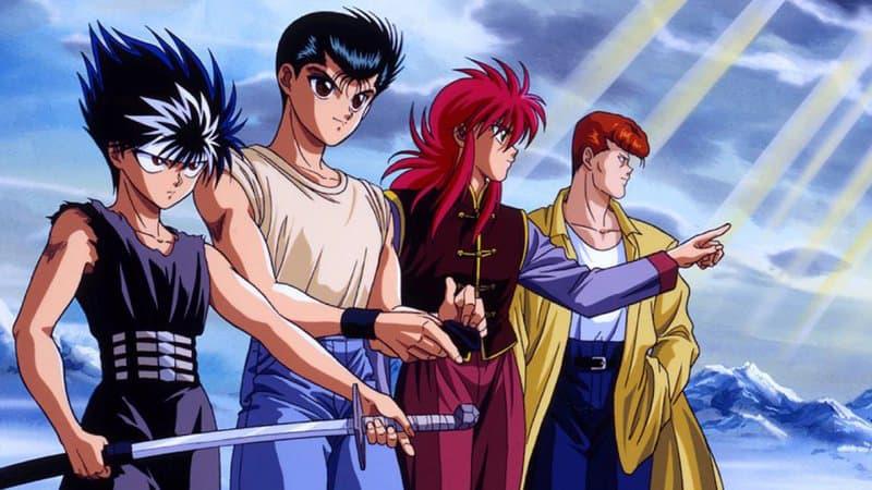 """L'intégrale de l'anime """"Yū Yū Hakusho"""" disponible sur Netflix le 1er juillet"""