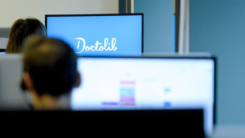 Doctolib, Vite Ma Dose: les sites de rendez-vous de vaccination battent des records de fréquentation