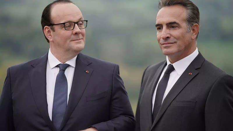 """""""Présidents"""": François Hollande trouve """"presque"""" attachant Nicolas Sarkozy dans le film"""