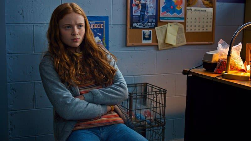 """""""Stranger Things"""": Sadie Sink promet une saison 4 """"très sombre et intense"""""""