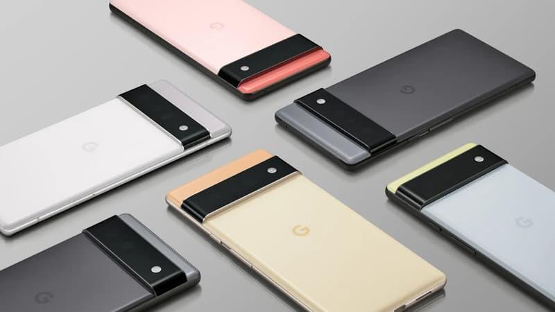 Nouvelle puce, téléobjectif: Google dévoile le Pixel 6 et le Pixel 6 Pro