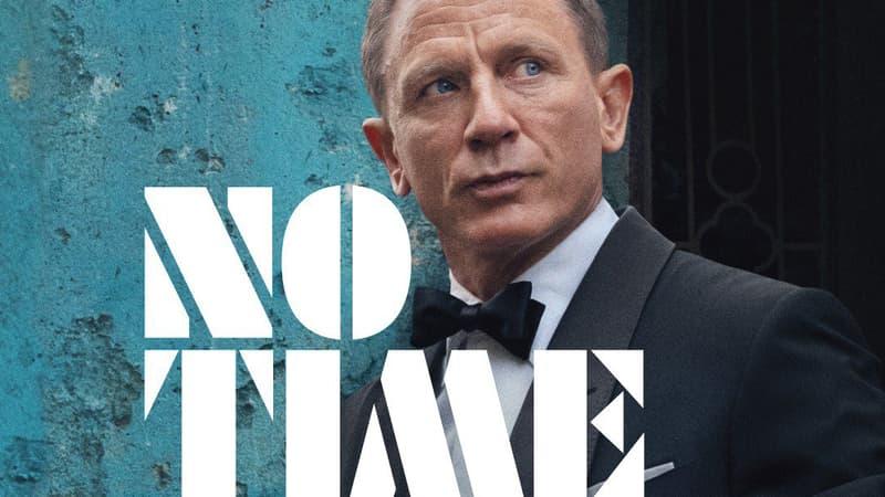 """Les adieux de Daniel Craig à James Bond: """"J'ai aimé chaque seconde de ces films"""""""