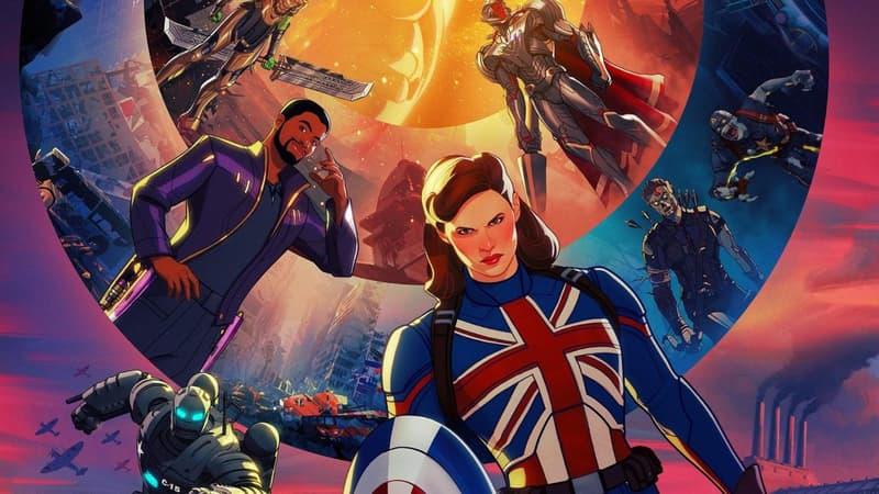 """""""What If"""": la nouvelle série qui réécrit l'histoire des films Marvel"""