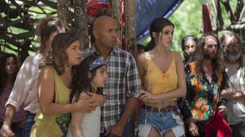 """Sur Netflix, la deuxième vie de """"Problemos"""", le film prophétique d'Eric Judor sur la pandémie"""