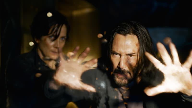 """""""Matrix 4"""": pourquoi Lana Wachowski a accepté de ressusciter Neo et Trinity"""