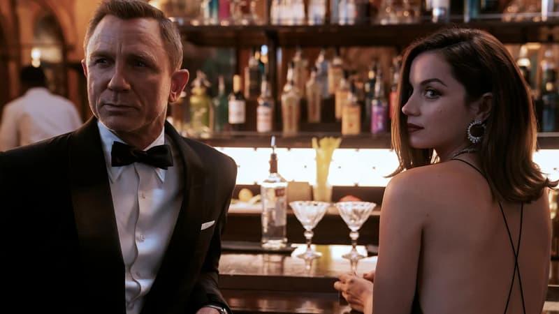 """""""Mourir peut attendre"""": démarrage sur les chapeaux de roues pour le dernier James Bond"""