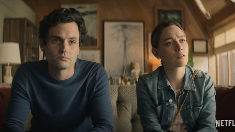 """Bébé, mariage et meurtre: l'intrigue de la saison 3 de """"You"""" se dévoile dans une bande-annonce"""