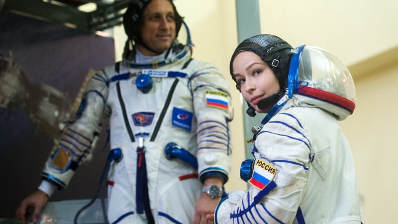 La Russie s'apprête à tourner le tout premier film dans l'espace… avant Tom Cruise