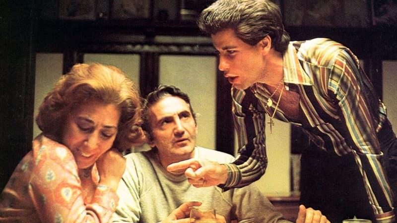 """Mort à 95 ans de Val Bisoglio, qui jouait le père de John Travolta dans """"La Fièvre du samedi soir"""""""
